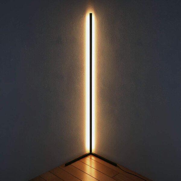 درخشش نور لامپ هوشمند minimalist led