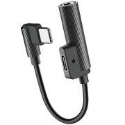 مبدل USB-C به AUX راک