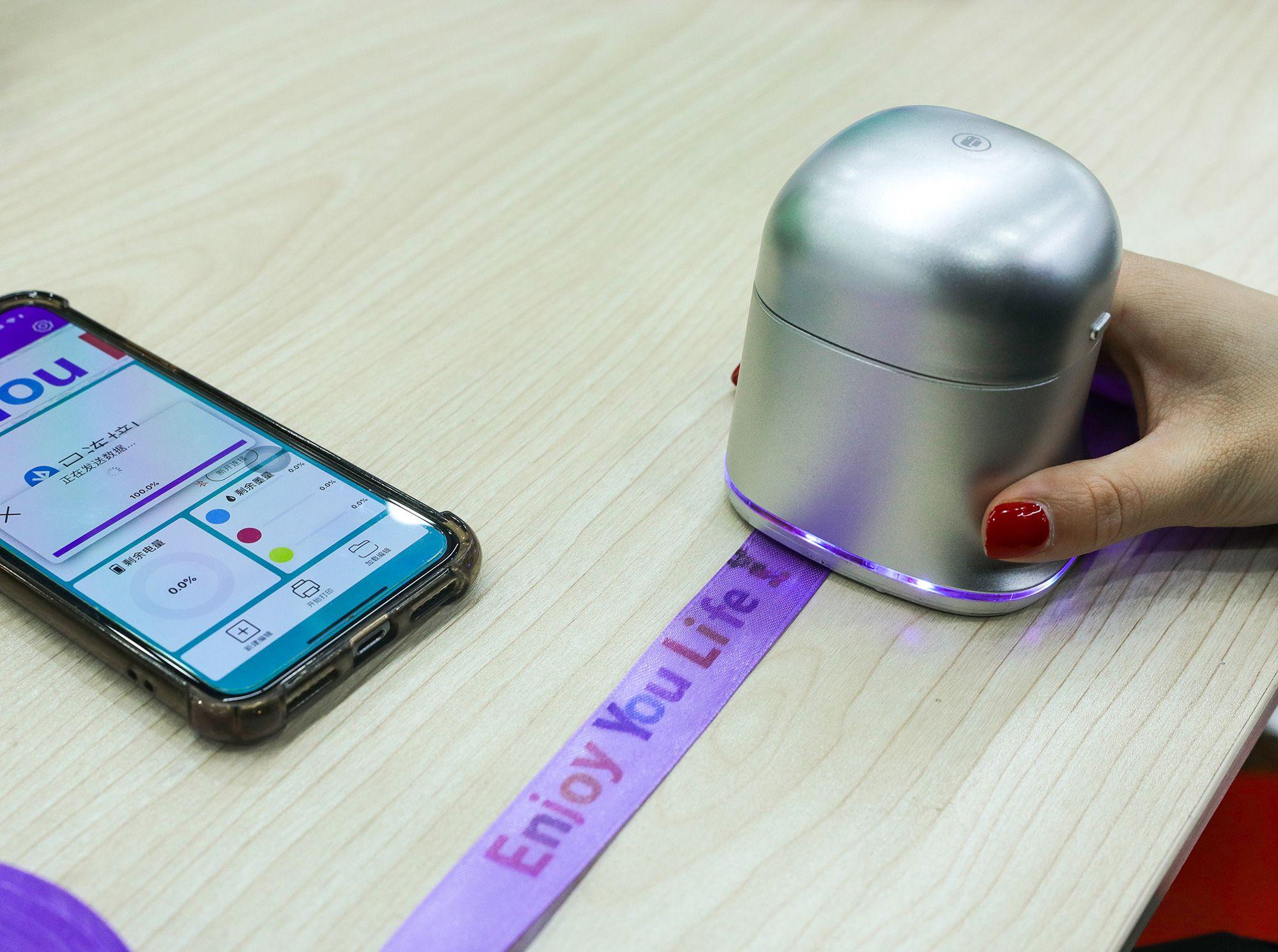 پرینتر رنگی موبایل pekoko