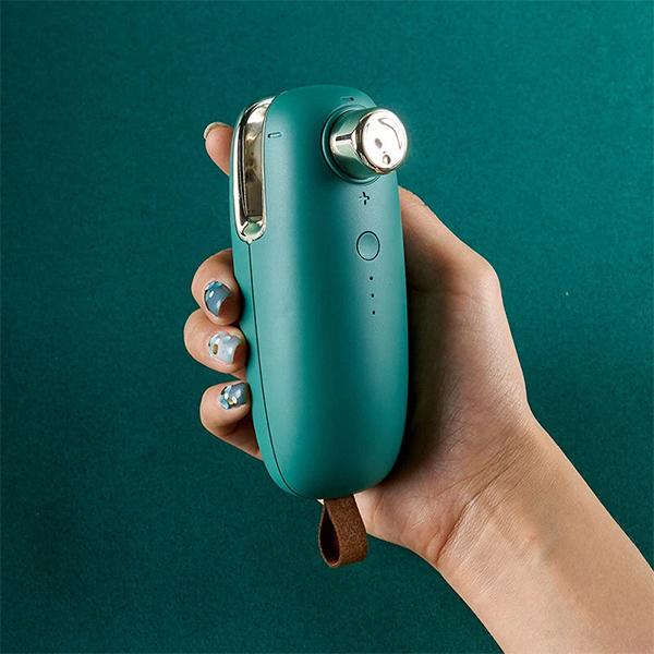 دستگاه حرارتی سبز رنگ