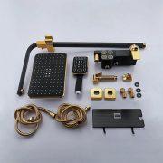 دوش دیجیتالی حمام K.Crane مدل LED Digital Shower