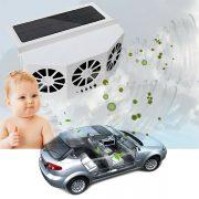 پنکه خورشیدی خودرو Conral مدل Solar