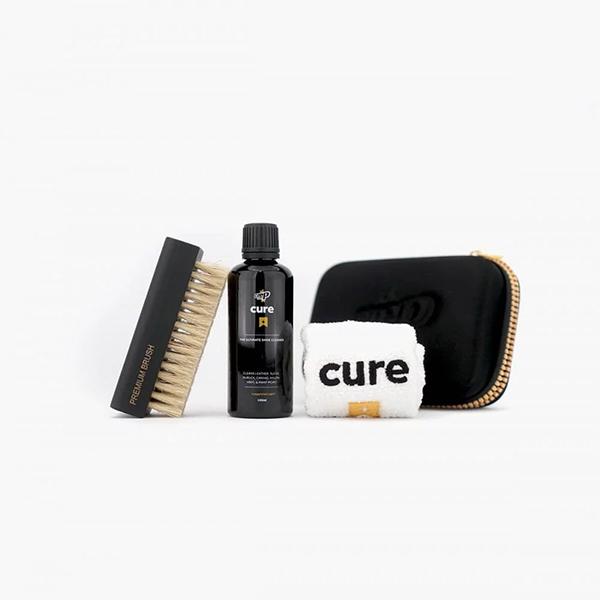 محتویات کیت کرپ پروتکت Cure Travel Kit