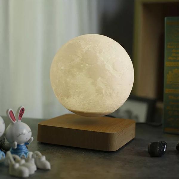 کره ماه معلق در هوا مدل Floating Moon Lamp