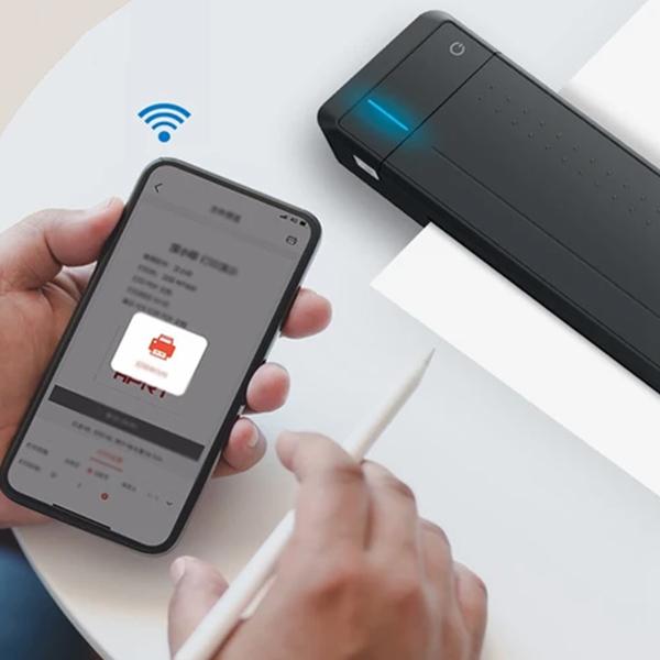 قابلیت اتصال به موبایل پرینتر قابل حمل HPRT