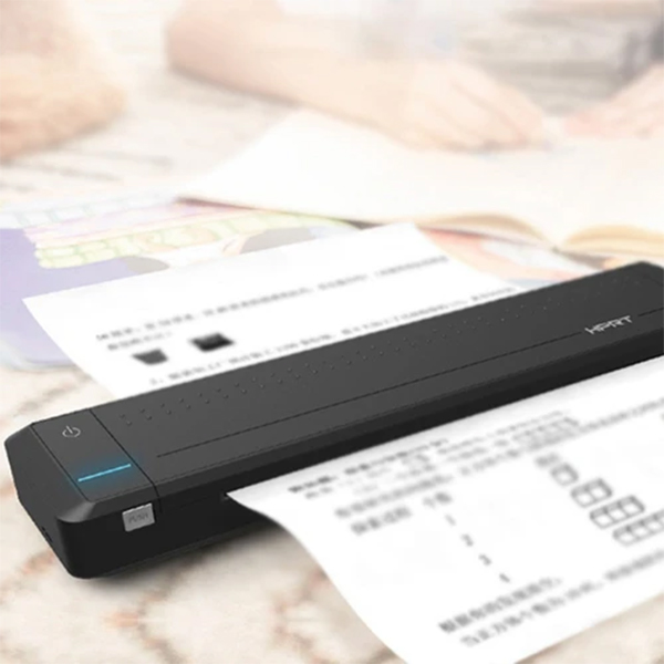 پرینتر همراه HPRT با قابلیت چاپ مستقیم