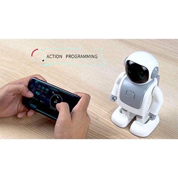 ربات رقصنده هوشمند با قابلیت کنترل