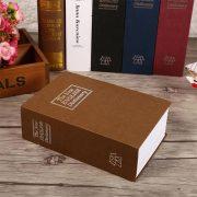 سیف باکس کتابی رمزدار مدل دیکشنری