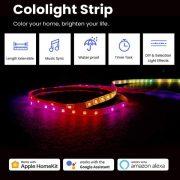 ریسه هوشمند 2 متری LifeSmart مدل ColoLight Starter Kit